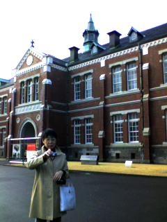 竹橋の国立近代美術館工芸館